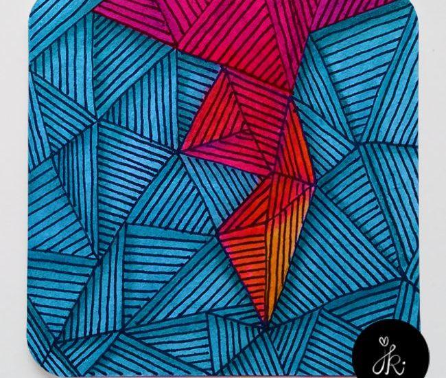 Tanglepattern Swarm / Baton