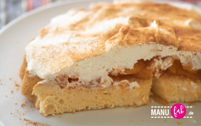 Mandarine-Schmand-Kuchen